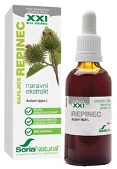 Ekstrakt repinec XXI Soria Natural 50ml