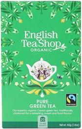 BIO zeleni čaj Pure Green ETS 20 vrečic 40g
