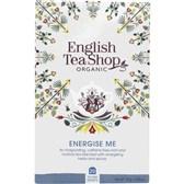 BIO čaj za poživitev Energise Me ETS 20 vrečic 30g