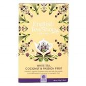BIO čaj beli kokos in pasijonka ETS 20 vrečic 40g