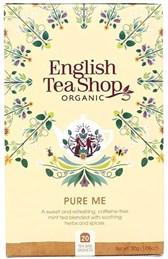 BIO metin čaj z zelišči Pure Me ETS 20 vrečic 30g