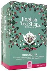 BIO čaj Oolong ETS 20 vrečic 40g