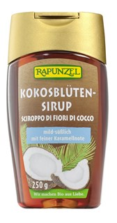 Sirup kokosovih cvetov Rapunzel 250g