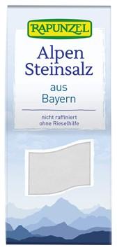 Kamena alpska sol z Bavarske Rapunzel 500g