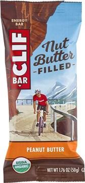 BIO energijska ploščica arašidovo maslo Clif Bar 50g