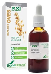Ekstrakt oves XXI Soria Natural 50ml