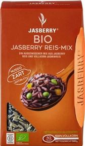 BIO riž mešanica Jasberry in Jasmin 500g