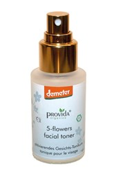 Demeter tonik za obraz 5 cvetic Provida Organics 30ml