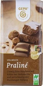 BIO čokolada Premium Praline Gepa 100g