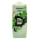 BIO čaj poprova meta črni ribez D'Tea 0,5l