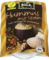 BIO namaz hummus s sezamom Bio.K. 120g