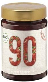 BIO sadni namaz jagoda slajen z eritritolom Sibani 180g