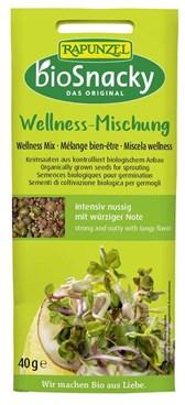 BIO semena za kaljenje Wellness mešanica A.Vogel 40g