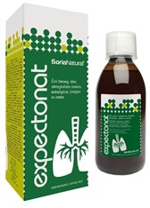Expectonat z drosero Soria Natural 250ml