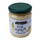 BIO klasičen humus Greenfood 360g