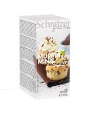 BIO mešanica za mini mafine brez glutena Schnitzer 120g