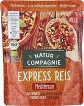 BIO mediteranski riž Natur Compagnie 250g