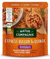 BIO bulgur in kvinoja orientalska Natur Compagnie 250g
