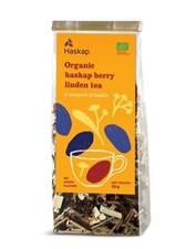 BIO čaj s HASKAP jagodami in lipovimi cvetovi 50g