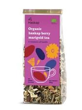 BIO čaj s HASKAP jagodami in cvetovi ognjiča 50g