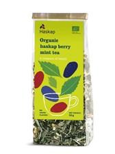 BIO čaj s HASKAP jagodami in meto 50g