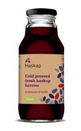 BIO matični sok iz HASKAP jagod 330ml