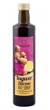 BIO sirup ingver limona Sonnentor 0,5l