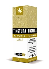 Tinktura G-Forte 5% CBD-EX 10ml