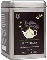 BIO zeleni čaj Sencha ETS 100g pločevinka