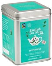 BIO čaj poprova meta ETS 100g pločevinka