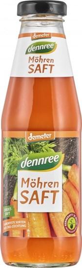 BIO korenčkov sok prevret z mlečno kislino DEN 0,5l