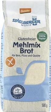 BIO mešanica moke za kruh brez glutena Spielberger 500g