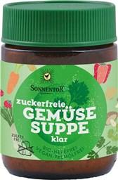 BIO zelenjavna jušna osnova brez sladkorja Sonnentor 120g