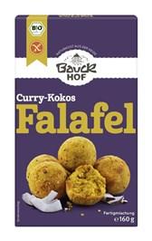 BIO falafel mešanica curry in kokos BauckHof 160g