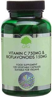 Vitamin C G&G 120 kapsul