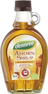 BIO javorjev sirup blago aromatičen DEN 250ml