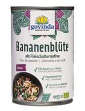 BIO bananini cvetovi v slanici Govinda 400g