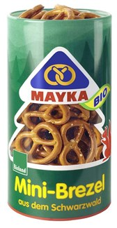 BIO mini preste Mayka 80g