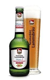 BIO brezalkoholno pivo z grenivko Lammsbräu 0,33l