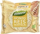 BIO riževi medeni vaflji DEN 3x32g