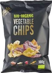 BIO zelenjavni čips s sladkim krompirjem 100g