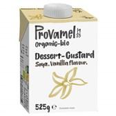 BIO sojin desert z vanilijo Custard Provamel 525g