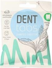Tablete za čiščenje zob brez fluorida Denttabs 125kom
