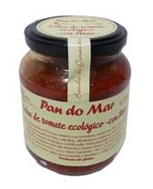 Tunina bio paradižnikova omaka Pan do Mar 340g