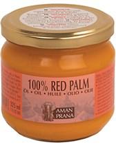 BIO rdeče palmino olje ekstra deviško Aman Prana 325ml