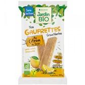 Bio napolitanke z limono brez laktoze Jardin Bio 200g