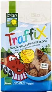 BIO pirini keksi s kakavom Traffix Bohlsener Mühle 125g