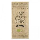 BIO presna čokolada gianduja z lešnikovo kremo Cacao Crudo 50g