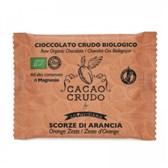 BIO presna čokolada pomaranča Cacao Crudo 30g
