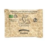 BIO presna čokolada gianduja z lešnikovo kremo Cacao Crudo 30g